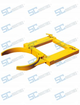 Pinza automatica di sicurezza per fusti Drum Clamp 01355